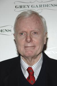 John McMartin at the after party of the opening night performance of