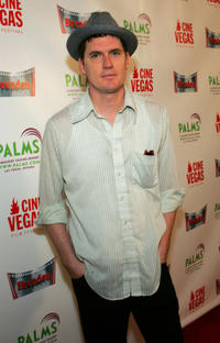 John Maringouin at the Nevada premiere of