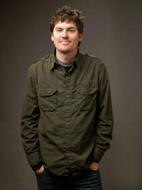 John Maringouin at the portrait session of 2009 Sundance Film Festival in Utah.