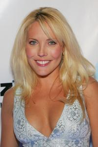 Mercedes McNab at the Starz Home Entertainment's