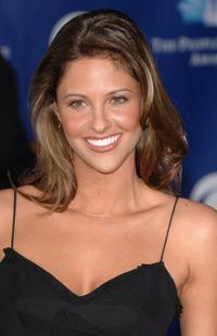 Jill Wagner at the 32nd Annual People's Choice Awards.