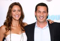 Jill Wagner and Matt Kunitz at the season 2 premiere of