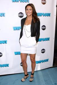 Jill Wagner at the season 2 premiere of
