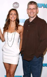 Jill Wagner and John Anderson at the season 2 premiere of