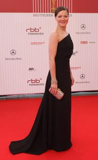 Hannah Herzsprung at the German Film Awards 2008 (Deutscher Filmpreis 2008).