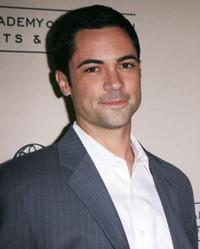 Danny Pino at the ATAS Presents Hispanics In Television.
