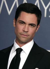 Danny Pino at the 59th Annual Primetime Emmy Awards.