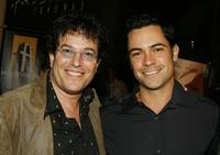 Michael Mayer and Danny Pino at the Hollywood Film Festival's opening night gala premiere of