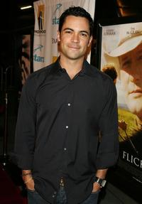 Danny Pino at the Hollywood Film Festival's opening night gala premiere of