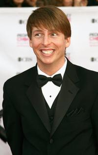Jack McBrayer at the 33rd Annual Peoples Choice Awards.
