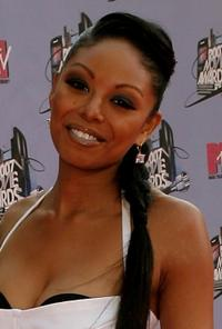 Tanee McCall at the 2007 MTV Movie Awards.