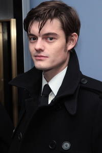 Sam Riley at the N.Y. premiere of