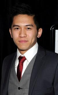 Jeremy Chu at the screening of