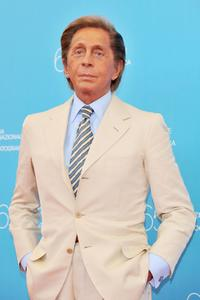 Valentino Garavani at the photocall of