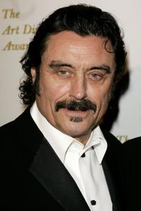 Ian McShane at the 10th Annual Art Directors Guild Awards.