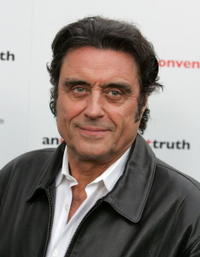 Ian McShane at the L.A. premiere of