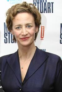 Janet McTeer at the after party of the opening night of