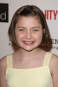 Mackenzie Milone at the screening of