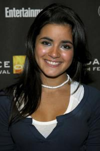 Paulina Gaitan at the premiere of