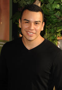 Joseph Julian Soria at the California premiere of