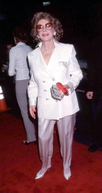 Jayne Meadows at the Los Angeles premiere of