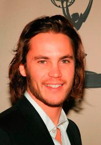 Taylor Kitsch at the Academy of Television's