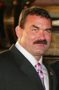 Don Frye at the premiere of