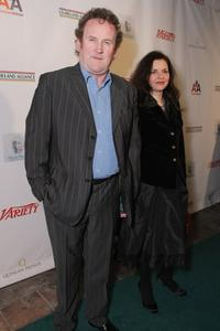 Colm Meany and his wife Annette at the Third Annual