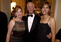 Melissa Gilbert, Michael Apted and Dana Stevens at the 4th Annual Directors Guild of America Honors.
