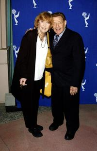 Anne Meara and Jerry Stiller at the Academy of Television Arts and Sciences presentation of