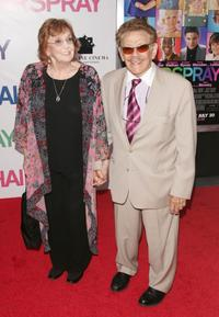 Anne Meara and Jerry Stiller at the premiere of