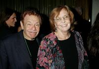 Jerry Stiller and Anne Meara at the Museum of Television Radio's Annual Los Angeles gala.