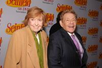 Anne Meara and her husband Jerry Stiller at the DVD Release Party for the first three seasons of