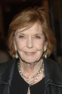 Anne Meara at the Broadway opening of