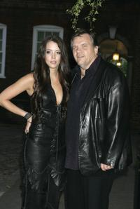MeatLoaf and Marion Raven at the album