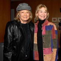 Angie Dickinson and Dee Wallace Stone at the screening of