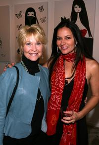 Dee Wallace Stone and Sue Ling Hyde at Ghettogloss Presents