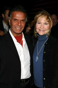 Nassiri and Dee Wallace Stone at the premiere of