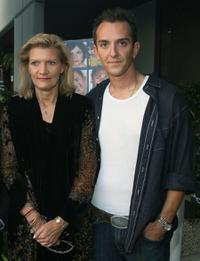 Patricia Foulkrod and Sean Huze at the premiere of