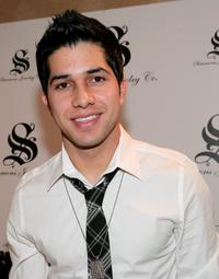 Walter Perez at the 66th Annual Golden Globe Awards.