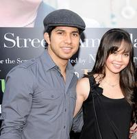 Walter Perez and Anna Maria Perez De Tagle at the special screening of