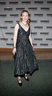 Kathryn Meisle at the opening night of