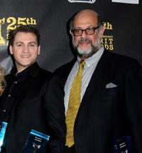 Michael Stuhlbarg and Fred Melamed at the 25th Film Independent's Spirit Awards.