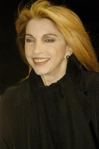 Mariangela Melato at the Italian premiere of