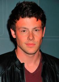 Cory Monteith at the T-Mobile Sidekick LX launch event.