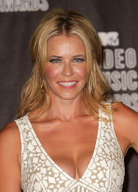 Chelsea Handler at the 2010 MTV Video Music Awards.