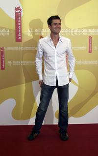 Yannick Renier at the photocall of
