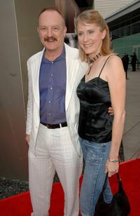 Jim Beaver and Nicole Henderson at the premiere of