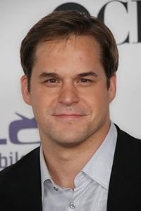 Kyle Bornheimer at the CBS Comedies Season premiere party.