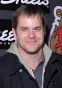 Kyle Bornheimer at the premiere party of